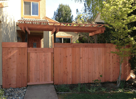 fence installation repair
