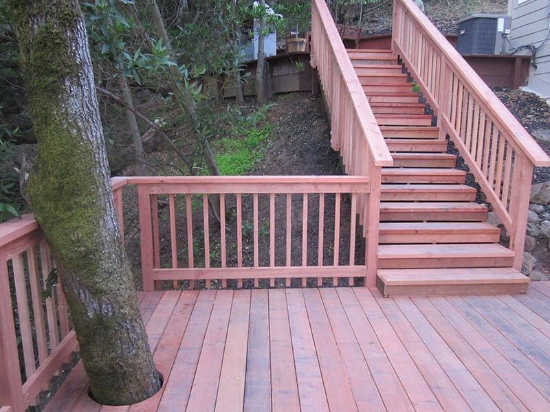 deck builder walnut creek