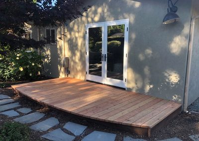 deck contractor in walnut creek