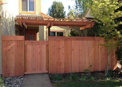 fence installation walnut creek