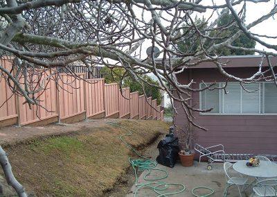 fence repair walnut creek